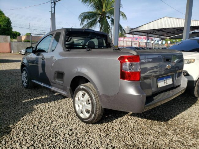 Chevrolet Montana LS 1.4 ECONOFLEX 8V  2020