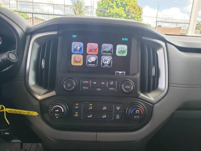 Chevrolet Ss10 LTZ 2.8 TDI 4x4 CD AT 2018